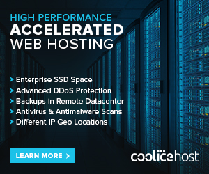 Accelerated Web Hosting